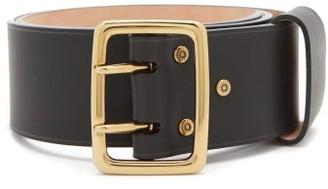 Chloé Leather Belt - Black
