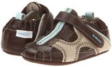 Robeez Rugged Rob Mini Shoez (Infant/Toddler) (Brown) - Footwear