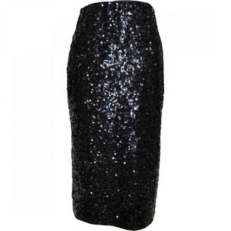 By Malene Birger Black Glitter Skirt for Women