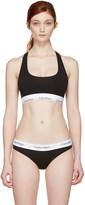 Calvin Klein Underwear Black Modern Bralette