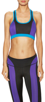 Colorblocked Sports Bra
