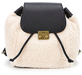 UGG Claire Collection Vivienne Sheepskin Backpack