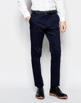 Selected Homme Wedding Suit Trousers In Slim Fit