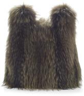 Simonetta Ravizza Fox Fur Tote