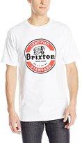 Brixton Men's Soto Short Sleeve Standard T-Shirt