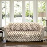 Nobrand No Brand Edward Loveseat Trellis Furniture Protector - Taupe