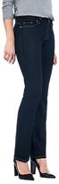 NYDJ Marilyn Straight Leg Jeans, Larchmont Wash
