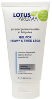 Lotus Aroma Gel for Heavy & Tired Legs