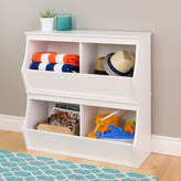 Viv + Rae Leonor Stacked 4 Bin Storage Cubby