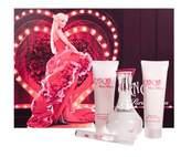 Paris Hilton Can Can for Women-4 Pc Gift Set 3.4-Ounce EDP Spray, 3-Ounce Body Lotion, 3-Ounce Bath and Shower Gel, 0.25-Ounce Perfume Stick