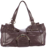 Sergio Rossi Leather Shoulder Bag