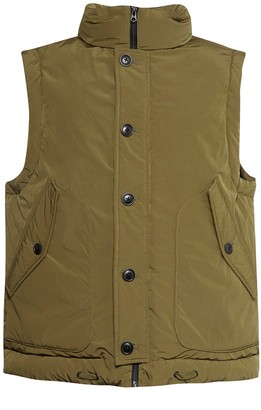 French Connection Soft Nylon Quilted Gilet