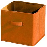Camilla And Marc Alsapan Compo Fabric Storage Box, 28 x 27 x 27 cm, Orange