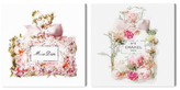 Oliver Gal Blooming (Canvas) (Set of 2)