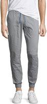 Original Penguin Slim-Fit Drawstring Pants, Multi