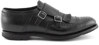 Church's Churchs Black Shanghai Monk Shoes