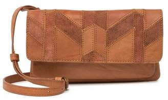Lucky Brand Axil Convertible Leather Crossbody Bag