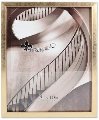 """Lawrence Frames Chloe Contemporary Gold Picture Frame - 8"""" x 10"""""""