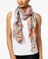 Steve Madden Watercolor Floral Scarf