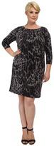 Tahari by Arthur S. Levine Plus Size Miguel Dress