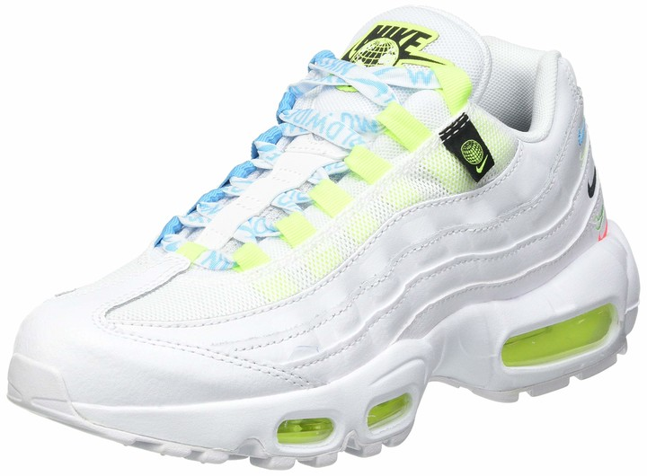 Nike W AIR MAX 95 SE WW Womens Running Shoe - ShopStyle Trainers ...