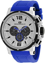 Oceanaut Mens Blue Strap Watch-Oc2144