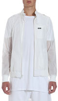 Members Only Ultra Light Water Repellent Racer Jacket