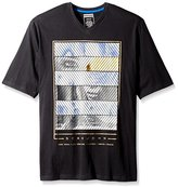 Sean John Men's Big-Tall Short Sleeve Lavish Life T-Shirt