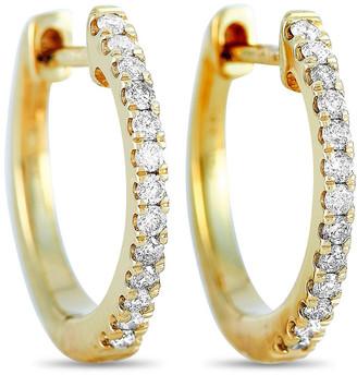 Non Branded Lb Exclusive 14K 0.18 Ct. Tw. Diamond Earrings