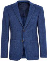 Aquascutum Brinkworth Garment Dyed Jacket