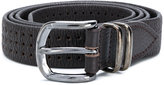 Eleventy holes detail belt