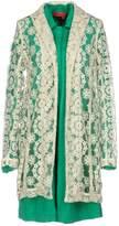 MANILA GRACE DENIM Overcoats - Item 41696077
