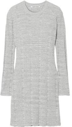 Elizabeth and James Kellen Ribbed Cotton-blend Tunic