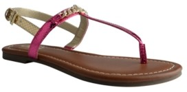 Gbg Los Angeles Lowis Flat Sandals Women's Shoes