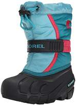 Sorel Youth Flurry AQU TGO P in Cold Weather Boot (Toddler/Little Kid/Big Kid)