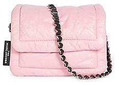 Marc Jacobs Women's Mini The Pillow Leather Crossbody Bag