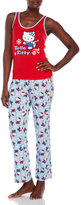 Hello Kitty Dream On 3-Piece PJ Set