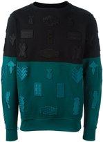 Marcelo Burlon County of Milan 'Ollague' sweatshirt