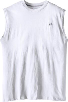Champion Men's Big-Tall Jersey Muscle T-Shirt
