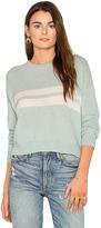 360 Sweater Hana Cashmere Sweater in Blue