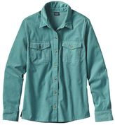 Patagonia Women's Long-Sleeved Micro Cord Shirt