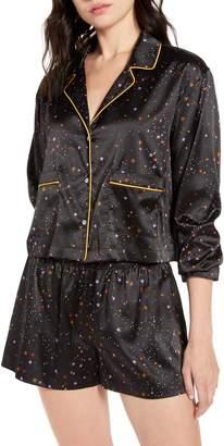 BP x Claudia Sulewski Satin Short Pajamas