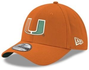 New Era Boys' Miami Hurricanes 39THIRTY Cap