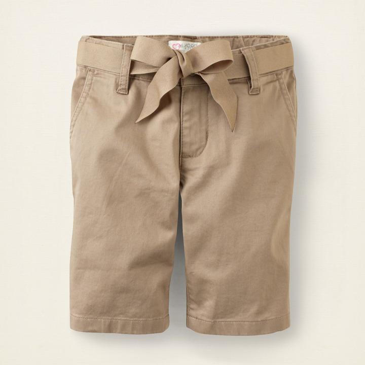 Children's Place Uniform shorts - slim