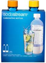 Sodastream 1-Liter Carbonating Bottles - 2-pk.