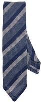 Thomas Mason Stripe Knit Tie