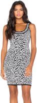 BCBGMAXAZRIA Knit Bodycon Dress