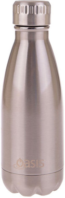 Oasis Stainless Steel Double Wall Insulated Drink Bottle 350ml -