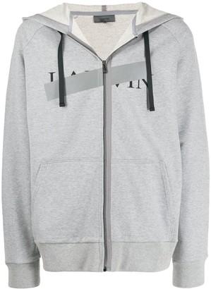 Lanvin hooded sweatshirt
