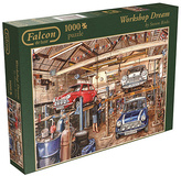 Falcon Deluxe Workshop Dream Jigsaw Puzzle